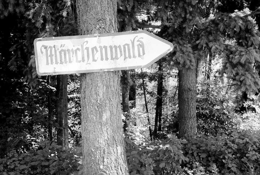 Märchenwaldwegweiser