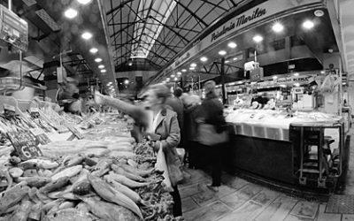 Fisch ist gesund…