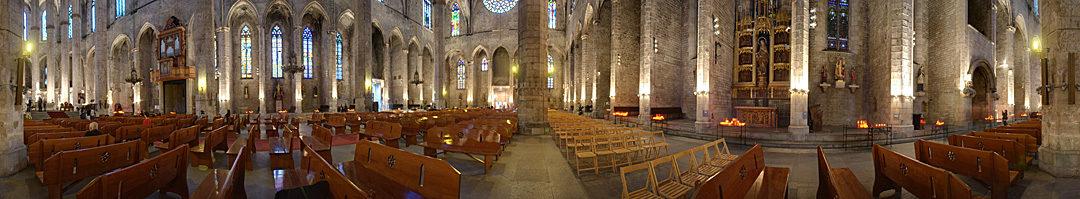 Santa Maria del Mar – Barcelona
