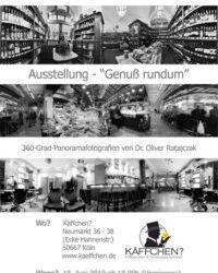 Nächste Vernissage in Köln am 18. Juni 2010
